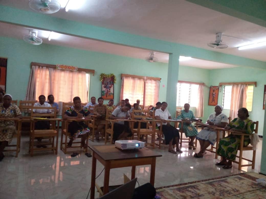 Encuentro de Formación Permanente Vicariato 2020