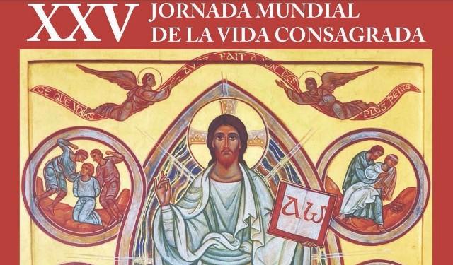 JORNADA MUNDIAL DE LA VIDA CONSAGRADA 2021 – 2 DE FEBRERO