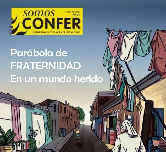 SOMOSCONFER ESPECIAL XXV JORNADA DE LA VIDA CONSAGRADA