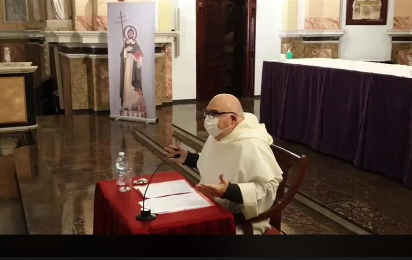 CONFERENCIA: LA PREDICACIÓN EN EL SIGLO XXI FR. MARTÍN GELABERT OP