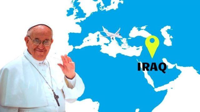 VIDEOMENSAJE DEL PAPA CON MOTIVO DE SU VIAJE APOSTÓLICO A IRAQ