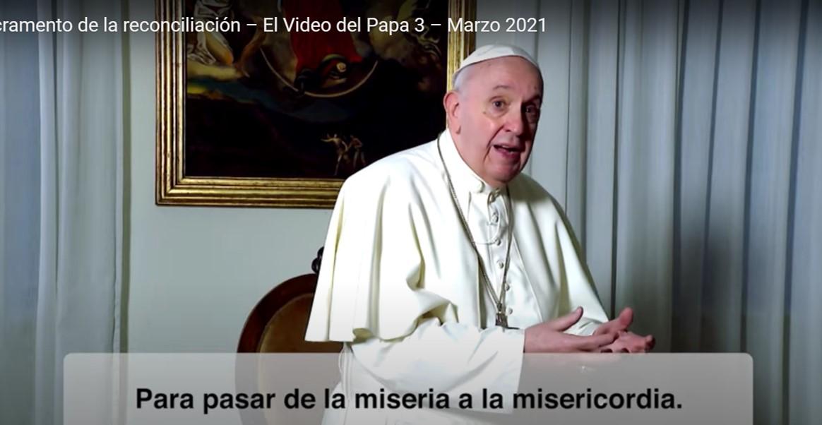 EL VIDEO DEL PAPA MARZO DE 2021