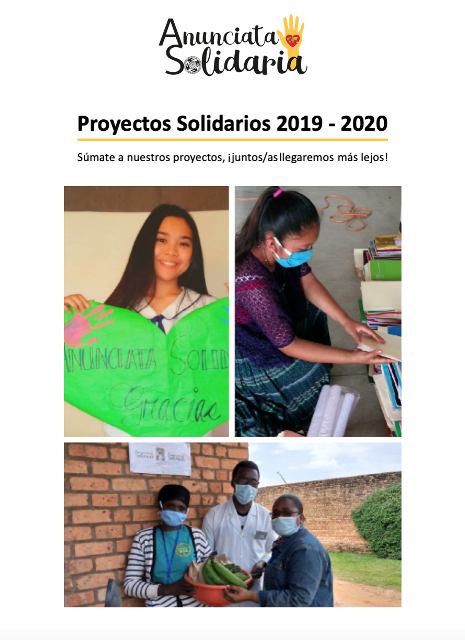INFORME PROYECTOS FASOL 2020