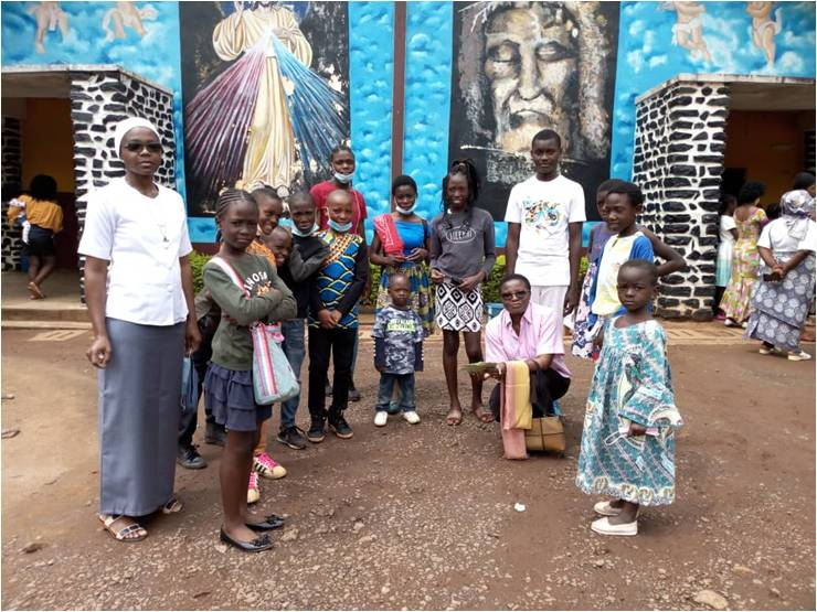 MISIÓN Y OTRAS MEDIACIONES EN CAMERÚN