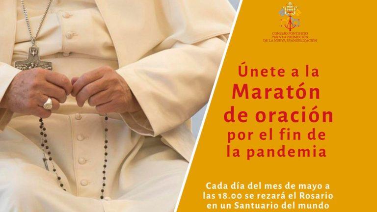 Lista de los Santuarios que rezan el Rosario y links de la directa