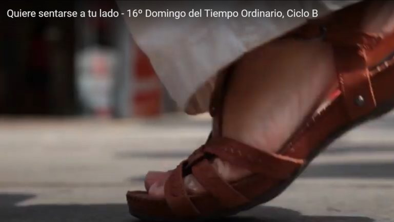 VIDEO DEL EVANGELIO DEL DOMINGO QUIERE SENTARSE A TU LADO