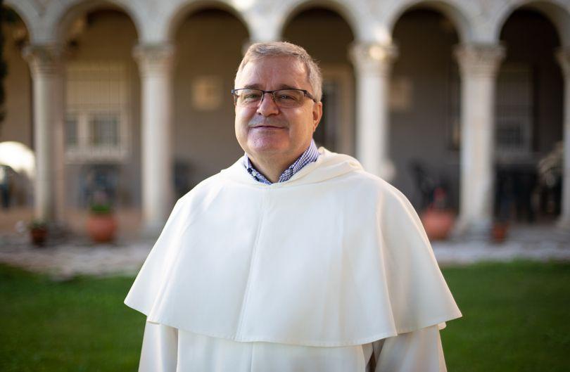 FRAY JESÚS DÍAZ SARIEGO, REELEGIDO PRIOR PROVINCIAL DE LOS DOMINICOS DE LA PROVINCIA DE HISPANIA