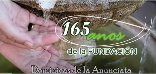 MENSAJE DE LA PRIORA GENERAL – 165 AÑOS DE LA FUNDACIÓN