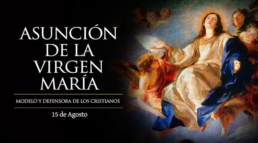 COMENTARIO AL EVANGELIO DEL DOMINGO DÍA DE LA ASUNCIÓN DE MARÍA 2021