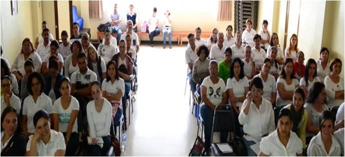 JORNADAS DE FORMACIÓN EN EL COLEGIO DE COSTA RICA