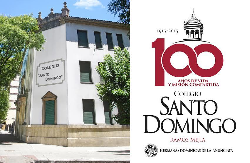 RAMOS MEJÍA: EL COLEGIO SANTO DOMINGO CUMPLE 100 AÑOS