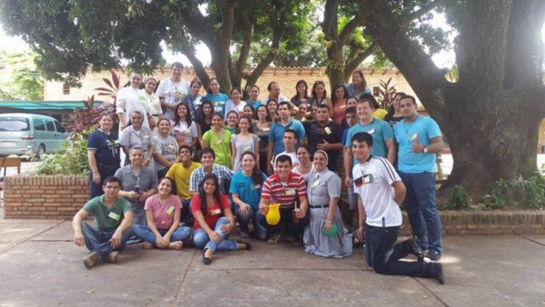 ENCUENTROS VOCACIONALES EN PARAGUAY Y PERÚ