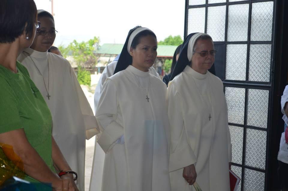 PROFESIÓN PERPETUA HNA. MARY ANN DE VERA CATALÁN, OP