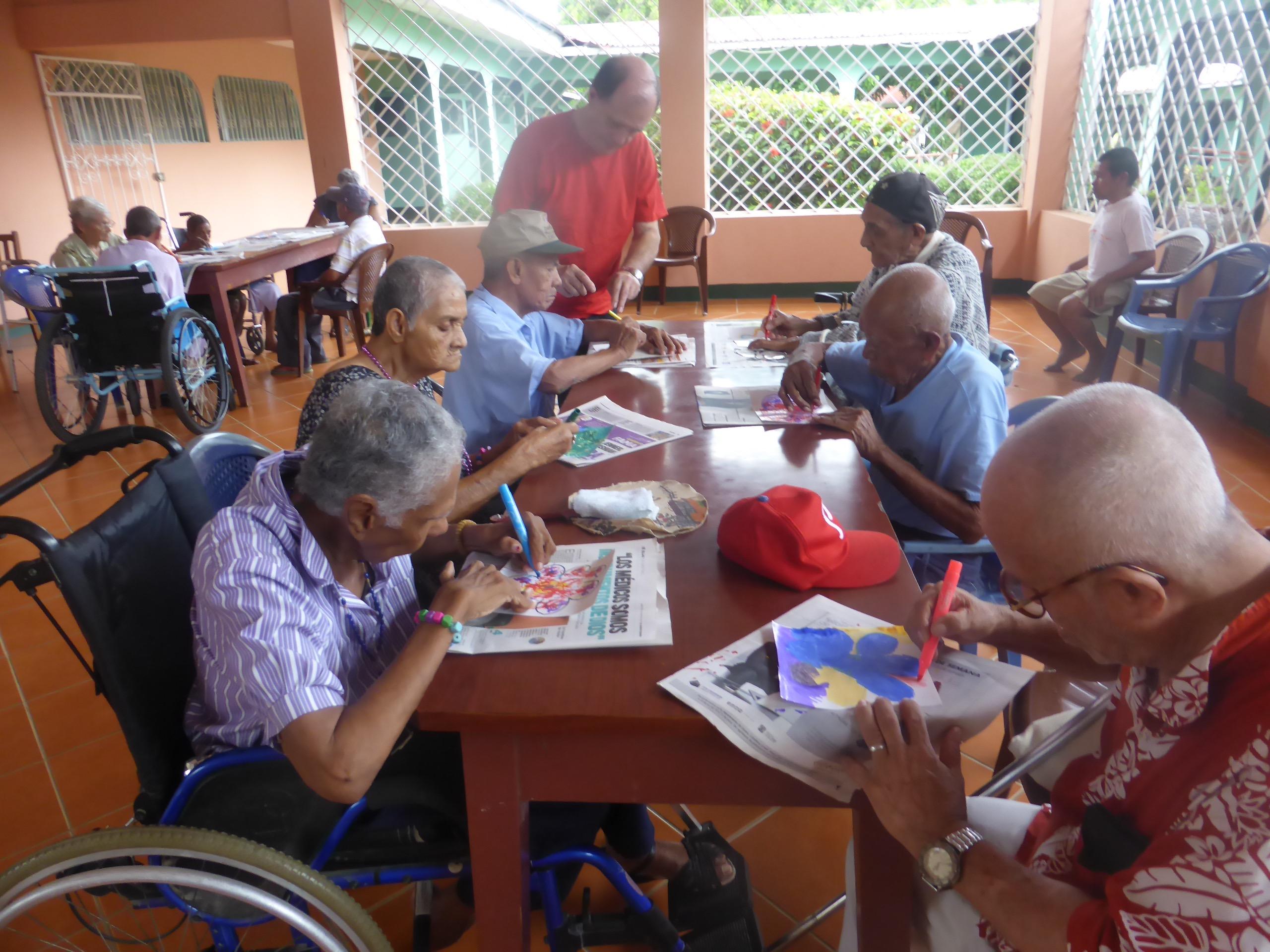 EXPERIENCIA DE VOLUNTARIADO EN RIVAS NICARAGUA