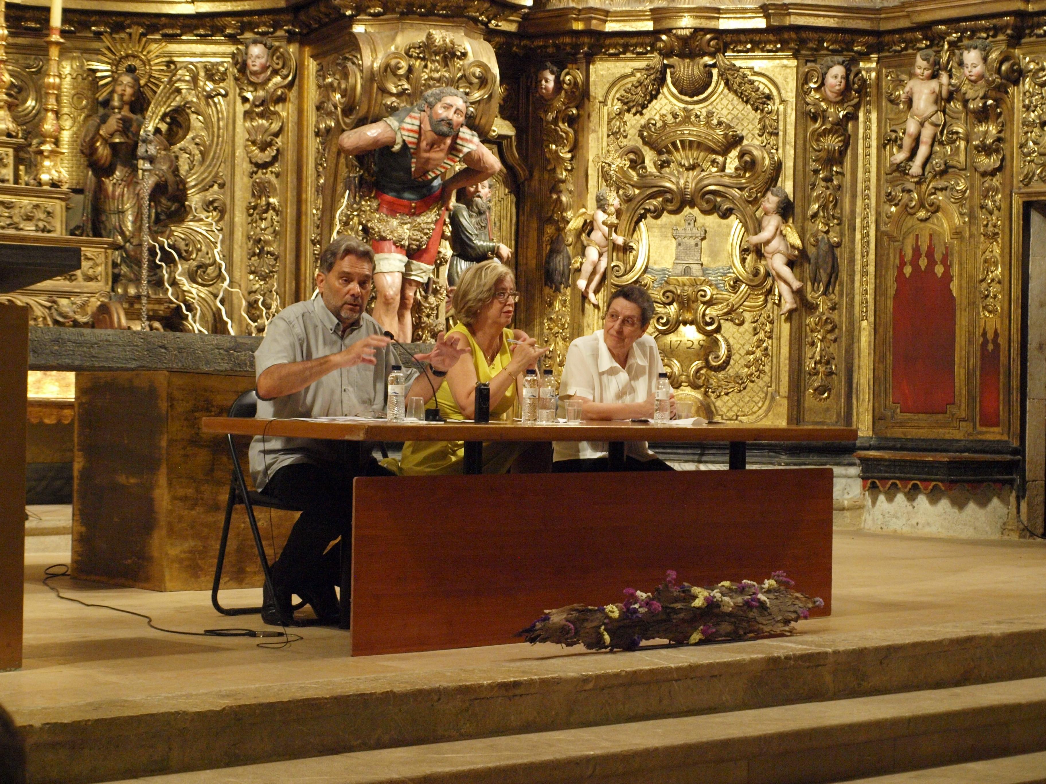 HOMENAJE A LAS HH. DOMINICAS DE LA ANUNCIATA EN CADAQUÉS (Girona)