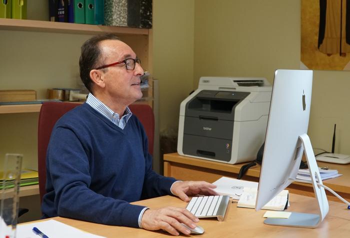 José Luis Ruiz Aznárez, nuevo secretario de Familia Dominiana en España