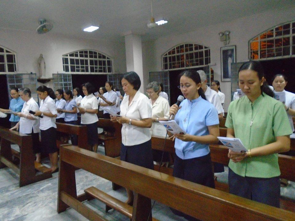 Postulantado de Filipinas