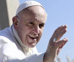 Mensaje del Papa Francisco a los jóvenes por la XXXII Jornada Mundial de la Juventud 2017