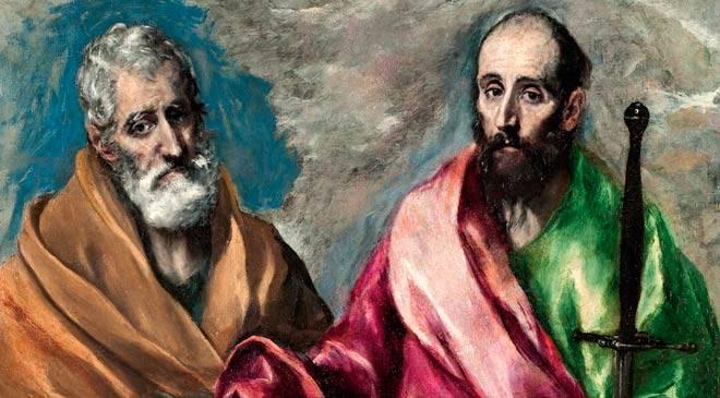Homilía del Papa Francisco en la festividad de san Pedro y san Pablo