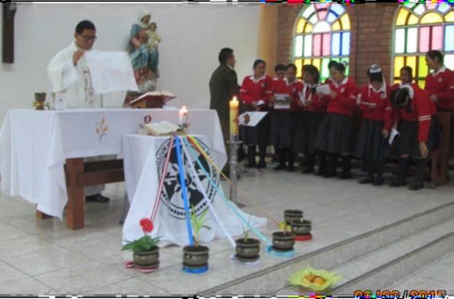 PERÚ: ENCUENTRO DIRECTIVOS SOBRE EL PLAN DE FORMACIÓN EN EL CARISMA PARA EDUCADORESS