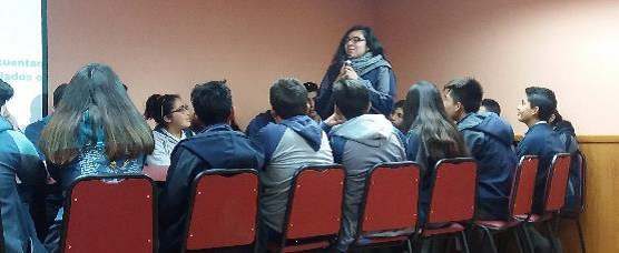 MESA SINODAL JUVENIL   -LA SERENA, CHILE-
