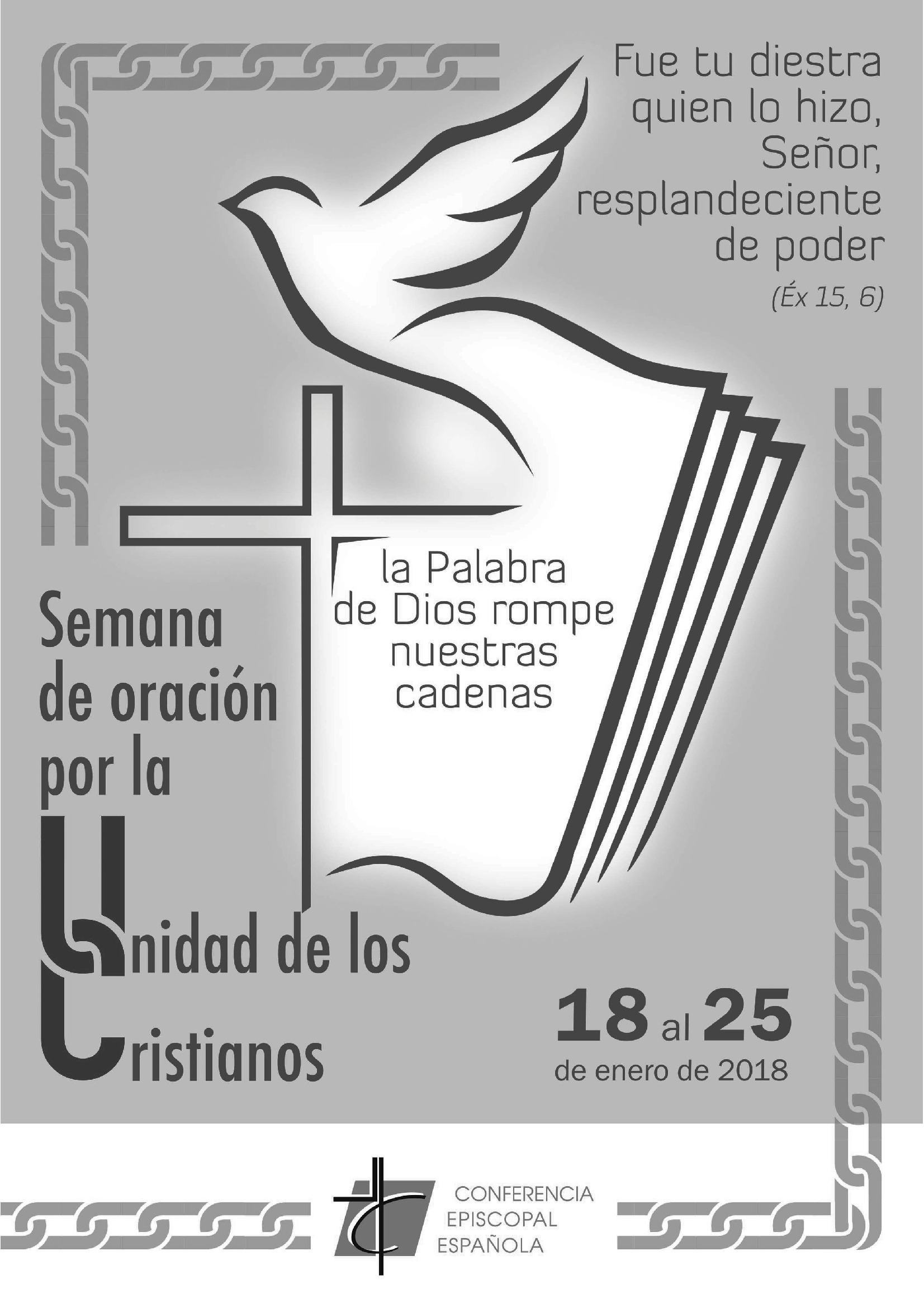 ORACIÓN POR LA UNIDAD DE LOS CRISTIANOS