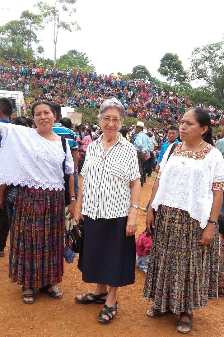 COMUNIDAD DE CAHABÓN CON EL PUEBLO