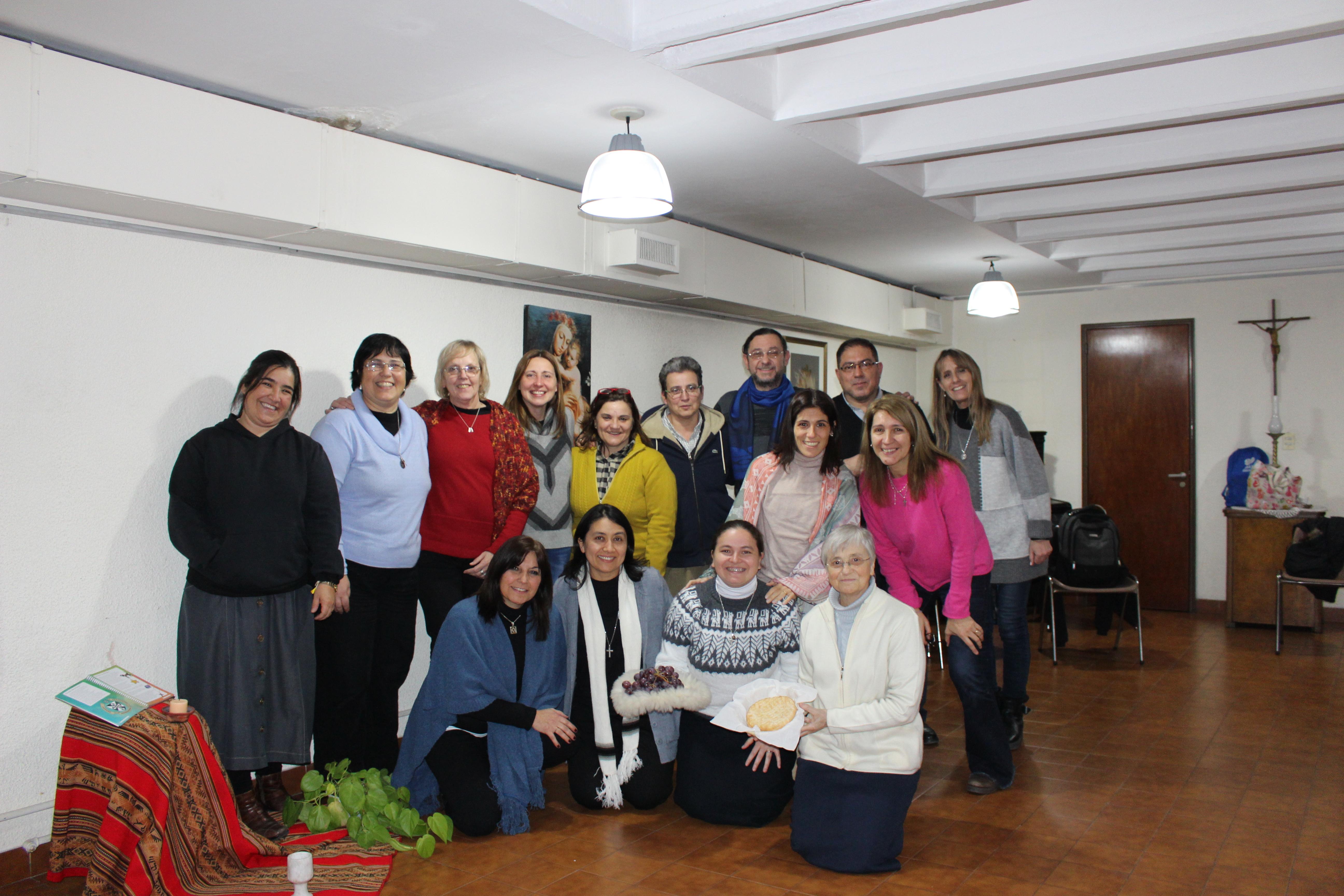 COORDINADORES DE PASTORAL  -ARGENTINA-