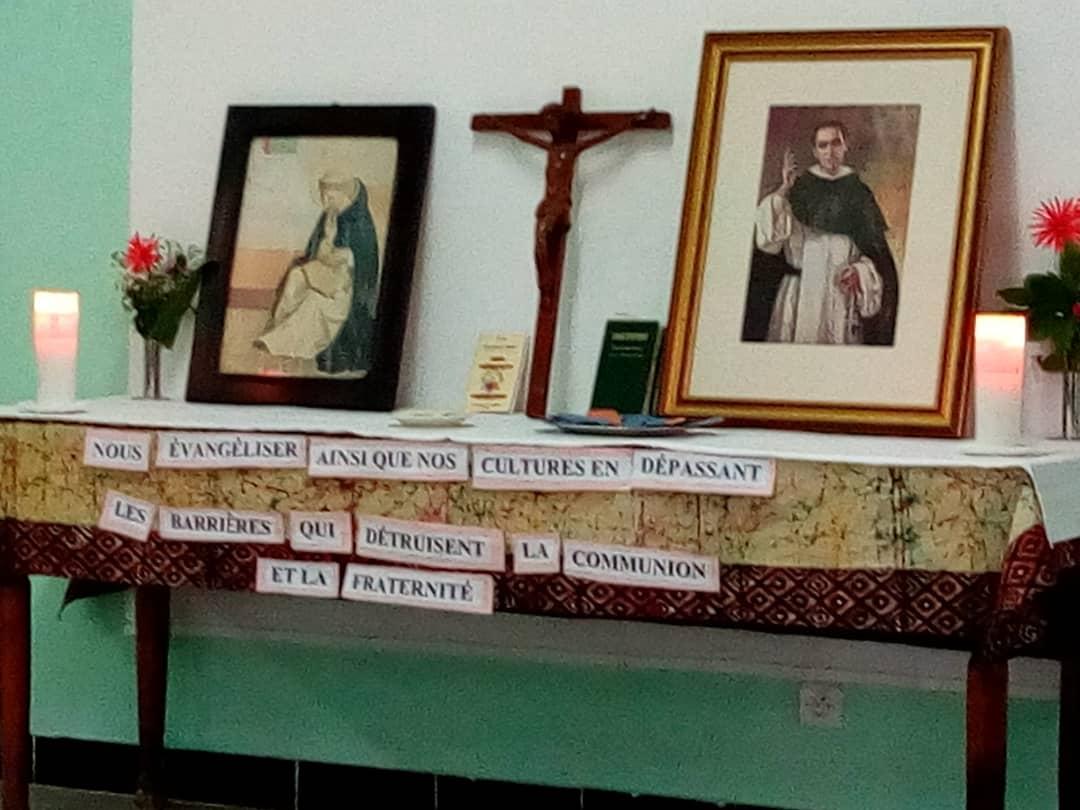 ENCUENTROS DE FORMACIÓN EN LOS DISTINTOS PAÍSES DEL VICARIATO
