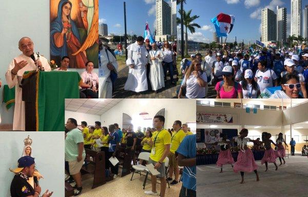 DIALOGO DE FRAY BRUNO CON LOS JOVENES DOMINICOS JMJ 2019 PANAMA