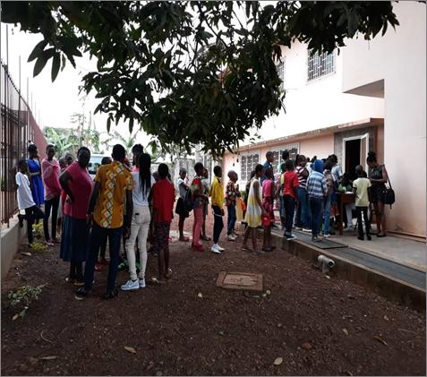 8 EDICION COLLIADE 2019 VICARIATO EN CAMERUN