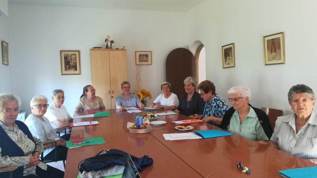 ENCUENTRO DE LAS COMUNIDADES DE INSERCIÓN EN ANDALUCÍA 13 – 16 de mayo