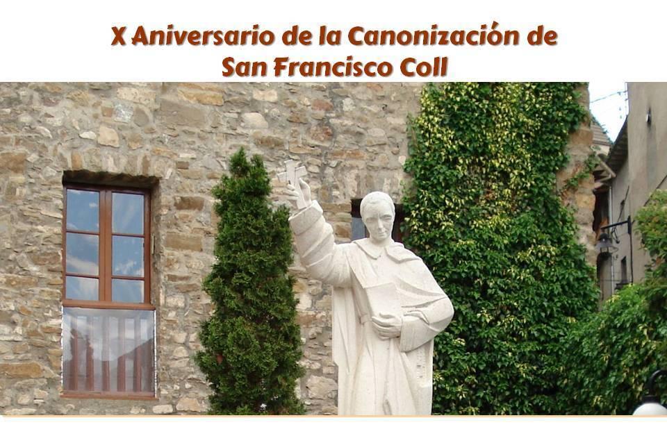 CAMINANDO HACIA EL X ANIVERSARIO DE LA CANONIZACION