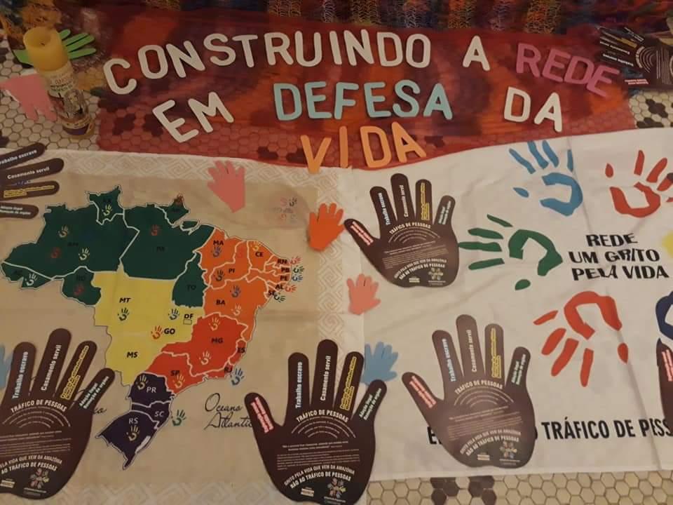ENCUENTRO NACIONAL DE LA RED UN GRITO POR LA VIDA