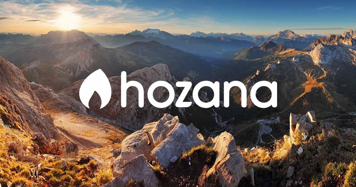 HOZANA -RED SOCIAL DE ORACION