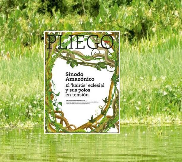 SINODO AMAZÓNICO: EL KAIROS ECLESIAL Y SUS POLOS EN TENSION