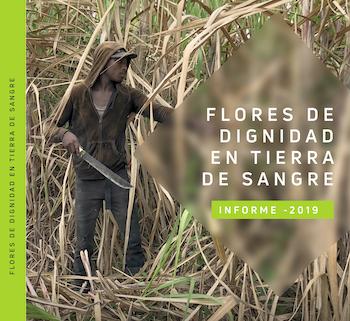 FLORES DE DIGNIDAD EN TIERRA DE SANGRE