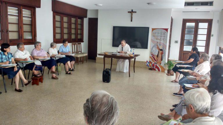 XIII CAPITULO PROVINCIAL ELECTIVO SANTA ROSA DE LIMA