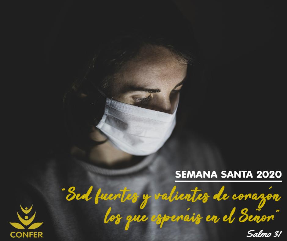 Mensaje de Pascua de la presidencia de la CONFER – España