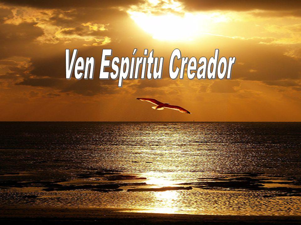 ESPÍRITU CREADOR