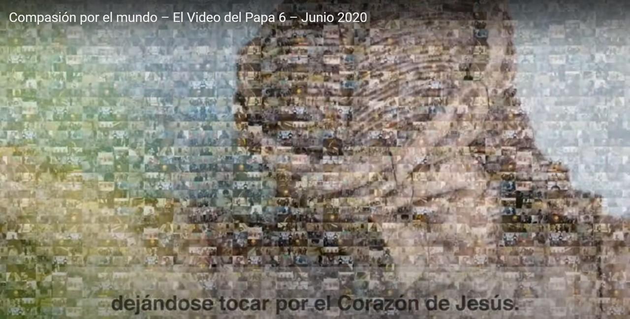 VÍDEO DEL PAPA JUNIO DE 2020