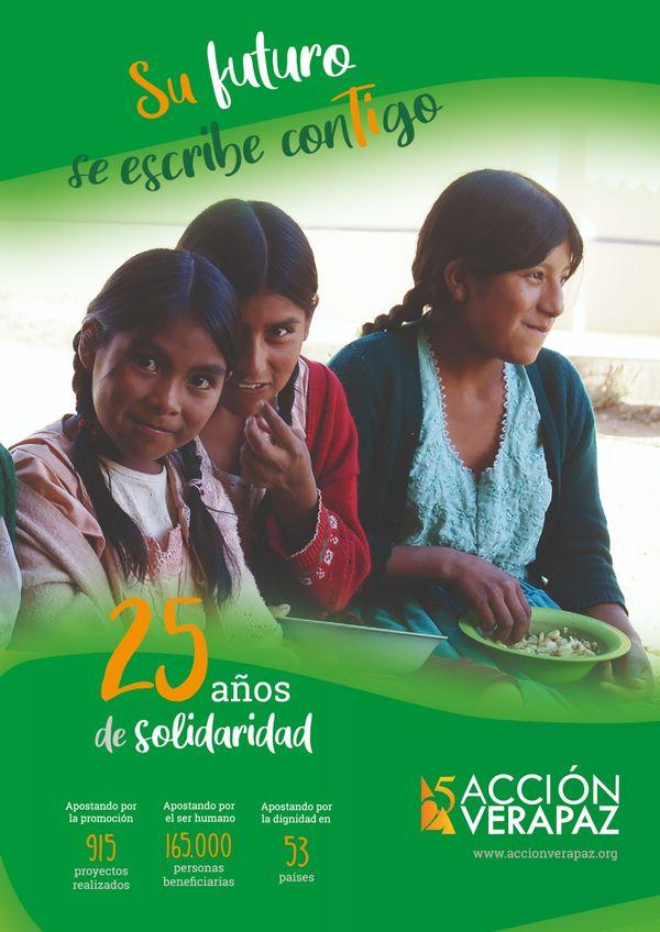 XXV ANIVERSARIO DE LA CREACIÓN DE ACCIÓN VERAPAZ