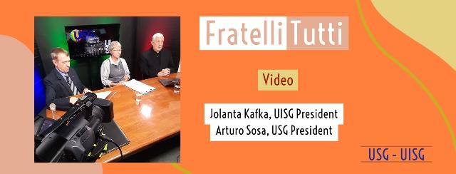 Fratelli Tutti: palabras de sanacion para el hoy