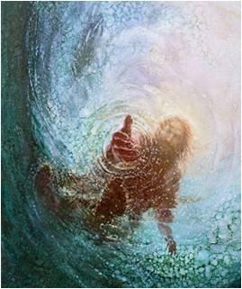 LO LLEVÓ A JESÚS