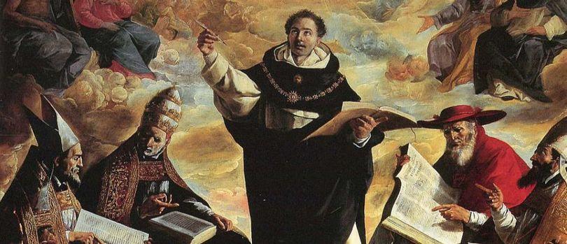SANTO TOMÁS DE AQUINO, DOCTOR DE LA IGLESIA